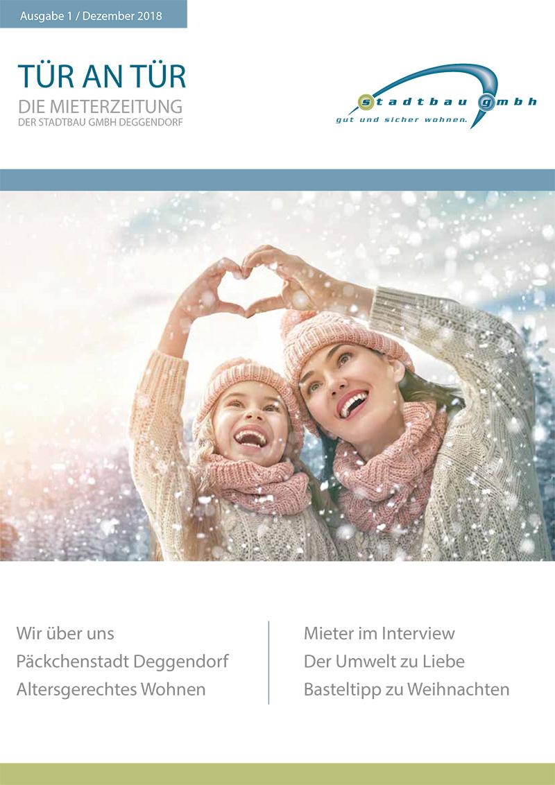 Mieterzeitung 2018