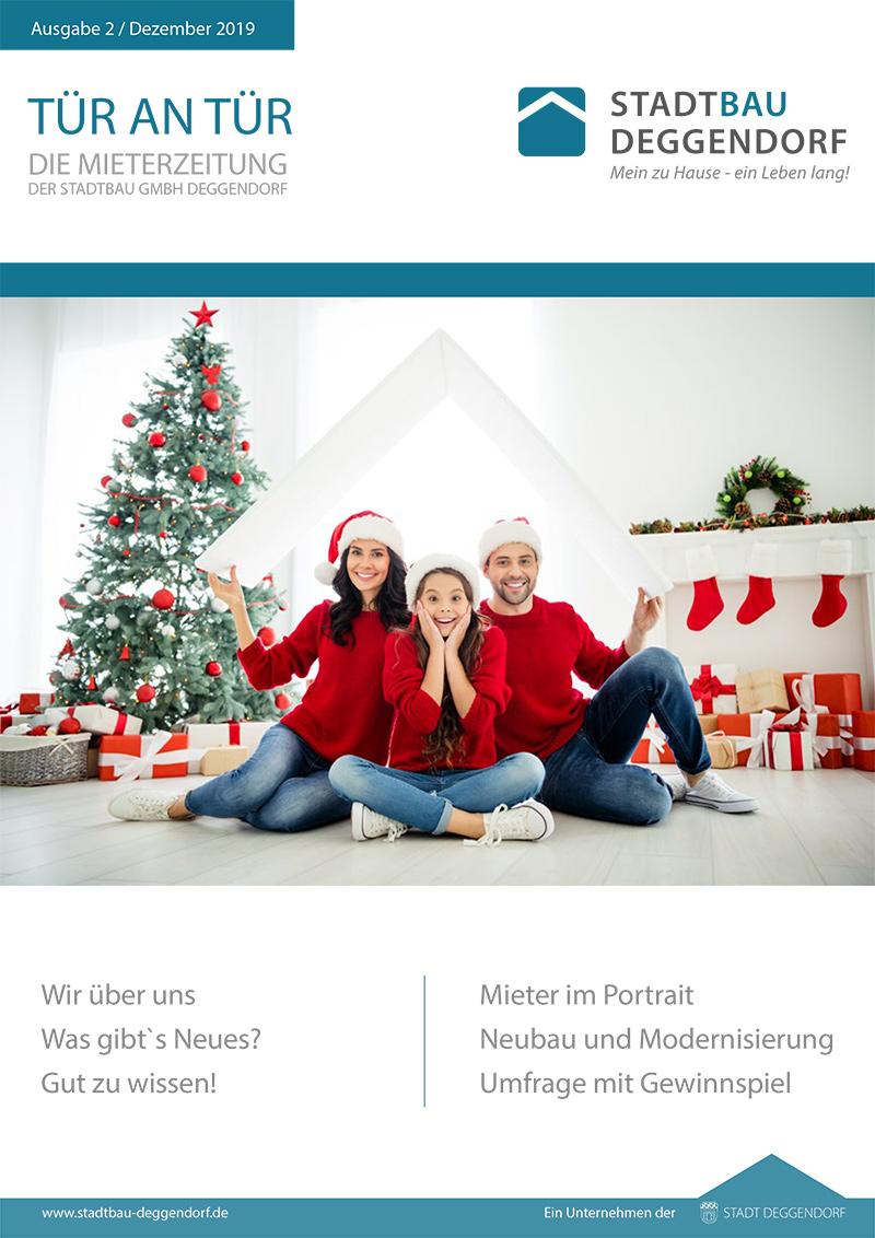 Mieterzeitung 2019